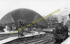Glasgow St. Enoch Railway Station Photo. Glasgow & South Western Railway. (6)