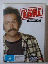 My Name Is Earl: Season One [M] (4 DVD, 2005, R4)