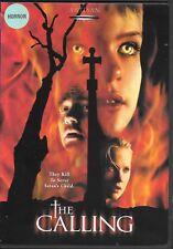 THE CALLING (DVD) OOP rare Supernatural Occult LAURA HARRIS Nick Brimble