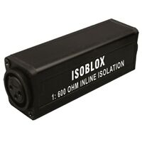 RapcoHorizon ISOBLOX 1:1 Isolation at 600 Ohms US-Made Ships Free to ALL US Zips