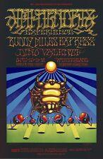 MINT Jimi Hendrix Experience Rick Griffin 1968 BG 140 Fillmore Poster