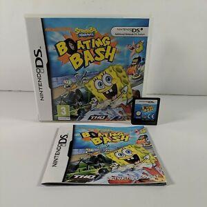 Spongebob Squarepants Boating Bash - Nintendo DS Game