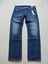 DIESEL Jeans Hose LARKEE wash 008XR, W 33 /L 32 NEU ! Faded wash Denim, Bequem !