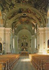 AK Pfarrkirche Telfes - Stubai, Tirol - Inneres