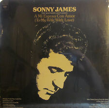 Sonny James - A Mi Esposa Con Amor  (To My Wife with Love)  (Col. 33056) (ss)