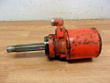 Case 224 hydraulic trans pump