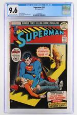 Superman #253 -NEAR MINT- CGC 9.6 NM+ DC 1972 - Giant issue!!!