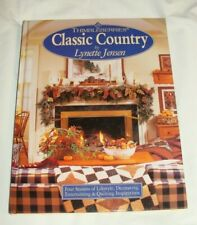 "THIMBLEBERRIES: ""Classic Country: Four Seasons of..."" -Hardcover Book"