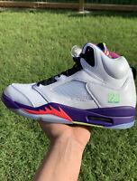 Nike Air Jordan Retro V 5 BEL AIR Alternate 2020 Ghost Green size 11 IN HAND
