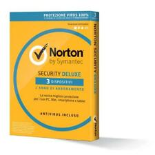 Software Norton Security standard it 1 user 3device 21355471