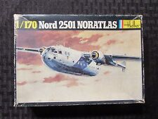Heller NORD 2501 NORATLAS 1/170 Scale Airplane Aircraft Model Kit