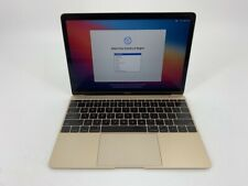 MacBook 12 Gold Early 2015 1.1GHz M 8GB 256GB SSD - Very Good Condition - READ