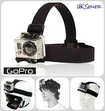 GoPro Head Strap Camera Mount for HDHero 1 2 3 3+ 4 5 Belt Helmet Harness Holder
