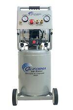 California Air Tools 10020cad 22060 Ultra Quiet Amp Oil Free Air Compressor Used