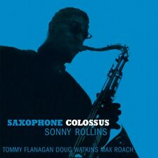 Sonny Rollins SAXOPHONE COLOSSUS (950681) 180g LIMITED New Blue Colored Vinyl LP