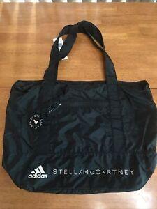 Stella Mccartney adidas bag large black Tote NEW!!!!