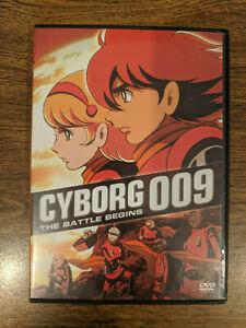 Cyborg 009 - The Battle Begins (DVD, 2003)