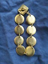 Bracelet doré Marc Labat