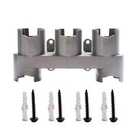 For Dyson V7 V8 Wall Mount Attachment Storage Rack Holder Accessory Tools 9PCS
