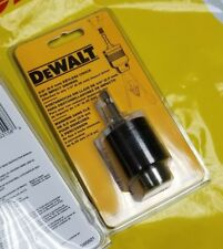 """100% New DeWalt DW0521 Quick Connect 3/8"""" Impact Chuck in Retail Pack Japan Made"""
