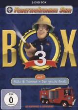 Feuerwehrmann Sam - Box 3  [2 DVDs] (2014)