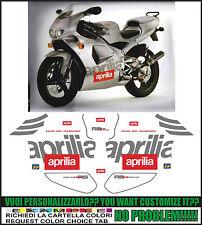 kit adesivi stickers compatibili rs 125 1996
