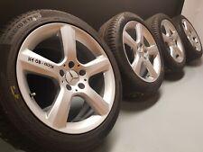 Mercedes SLK SLC R172 Alufelgen Sommerreifen 245/40 R17 & 225/45 R17   7,5mm
