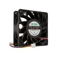 Replacement Bitmain Heavy Duty Fan for Antminer S3, S5 S5+, S7, S9 Rear 5200 RPM