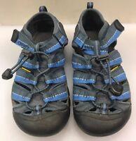 Keen Newport H2 Sandals Water Shoes Hiking Blue Youth Kids 2 US 1 UK 34 EU