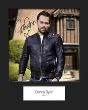 DANNY DYER #2 Signed 10x8 Mounted Photo Print (REPRINT) - FREE DELIVERY