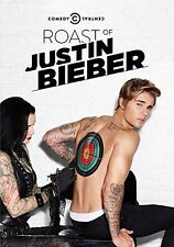 Comedy Central Roast of Justin Bieber Movie, Factory Sealed, New, Free Shipping