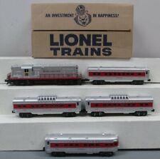 Lionel 6-31775 #1562 Burlington GP-7 Passenger Set NIB