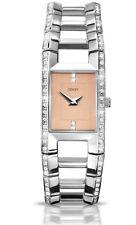 Seksy Ladies Illusion Swarovski Crystals Stainless Steel 4709 Bracelet Watch New