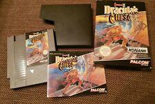 Nintendo NES Spiel -Castlevania III Dracula's Curse-, PAL B, OVP+Anleitung, Top!