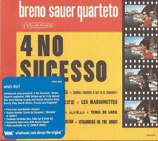 Breno Sauer Quarteto - 4 No Sucesso CD Of  Rare 1965 LP   NEW / SEALED