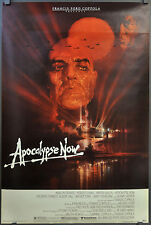 APOCALYPSE NOW 27X41 1-SHT ROLLED ORIGINAL 1979 MOVIE POSTER MARLON BRANDO
