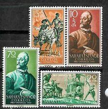 SAHARA Edifil # 149/152 ** MNH Set. Quijote / Quixote