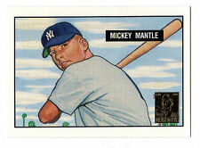 1996 Topps Mickey Mantle Complete Reprint Set Lot of 19 HBV$114 Yankees