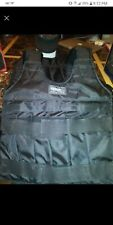 SUTENG 50kg Max Adjustable Weighted Vest Fitness Training Jacket Sport Qty 2