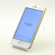 Apple iPhone 5s - 16GB - Gold Smartphone - guter Zustand [Z2] #BX