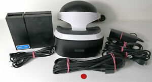 Sony Playstation Vr Brille Headset PS4 VR-Brille Virtual Reality gebraucht