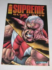Supreme: Glory Days (1994) #2 Image Comics Vf/Nm