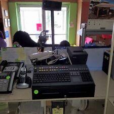 APG Cash Drawer, Cherry Keyboard, Epson Printer, Logic Display, Dell Desktop