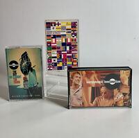 Ocean Colour Scene Cassette Tape Singles X 3 Bundle Job Lot Indie Britpop Mod