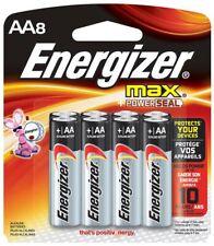 Energizer AA8 Batteries (2 Packs AA4)