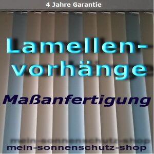 LAMELLENVORHANG * Lamellenvorhang * Lamellenvorhang * auf Maß * 16,- EUR / m²