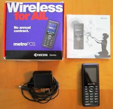 Kyocera Domino (MetroPCS) Cell Phone - Excellent Condition!