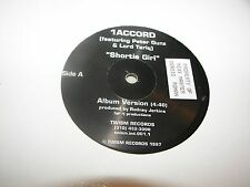 "1Accord Shortie Girl w/Peter Gunz Lord Tariq 12"" Single NM Twism 1997"