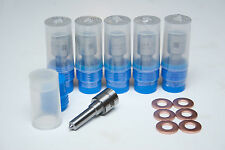 100HP (6) New Stainless Performance Injector Nozzles  fits Dodge Cummins 2003-04