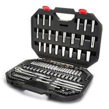 Husky Mechanics Tool Set 1/4 in. - 3/8 in. Drive 144-Position (125-Piece)